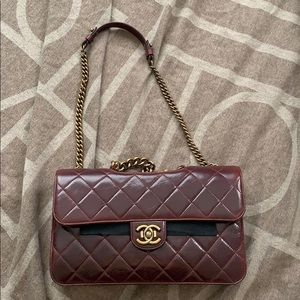 Chanel Classic Flap Perfect Edge Shoulder Bag